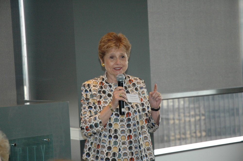 Oct 2014 - Deborah Borda