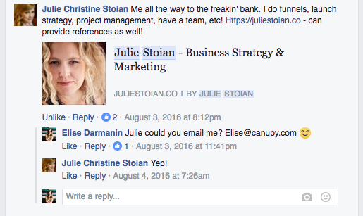 elise darma julie stoian 2016 year in review