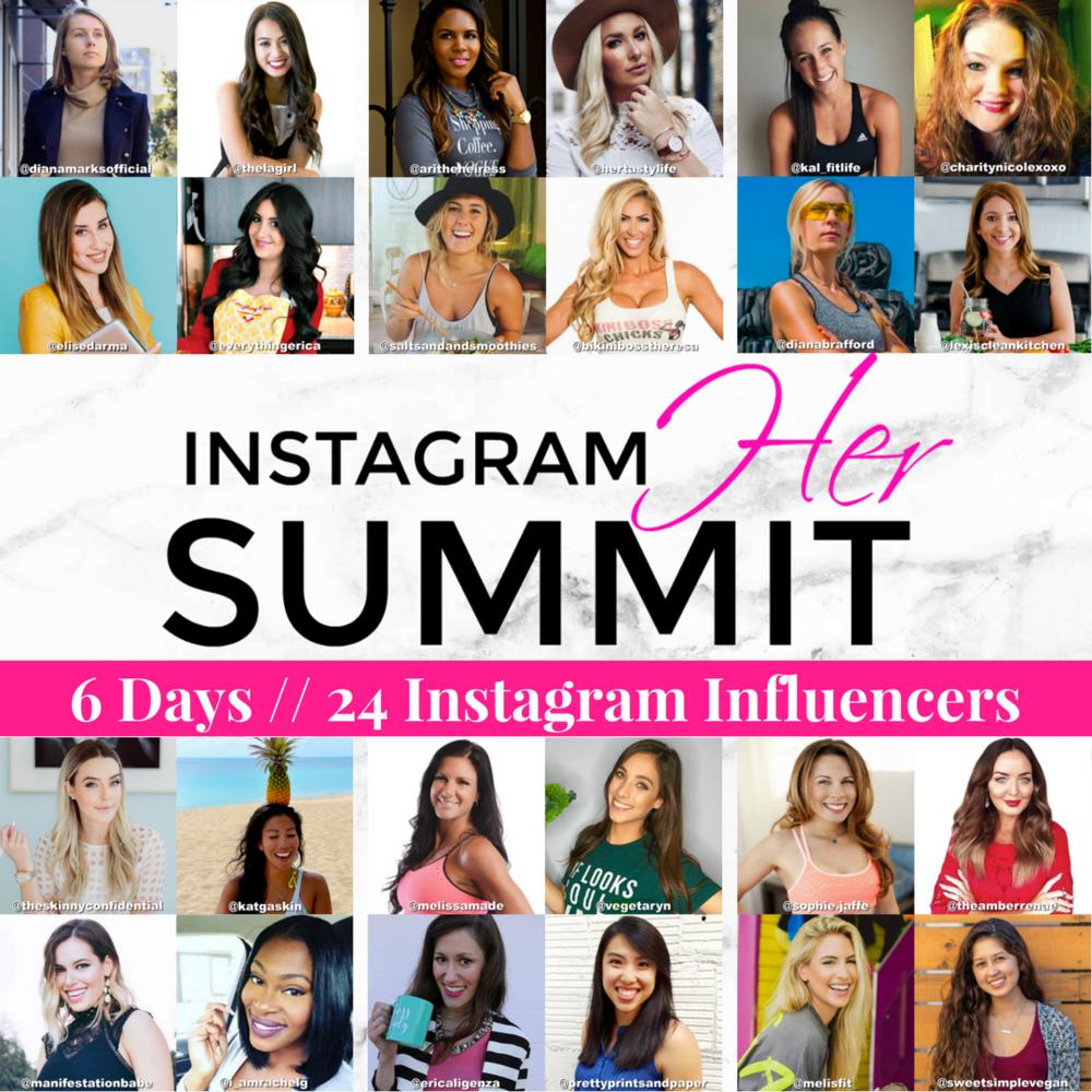 InstagramHer Summit
