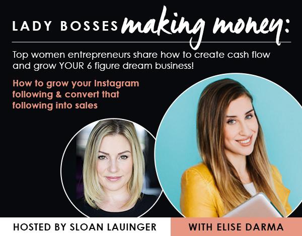 lady bosses making money series