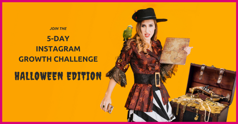 5-day instagram growth challenge elise darma