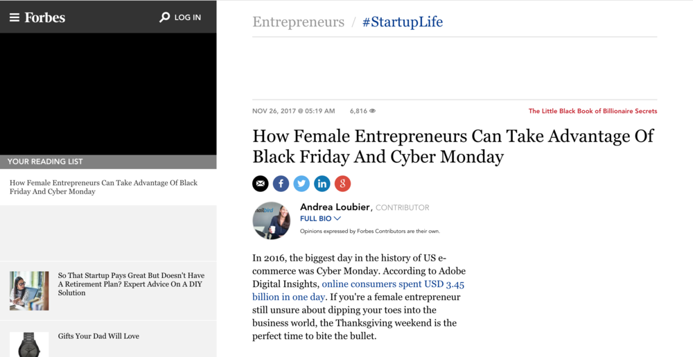 elise darma instagrowth boss forbes