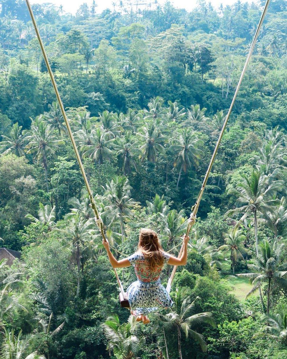 Bali Swing - Elise Darma
