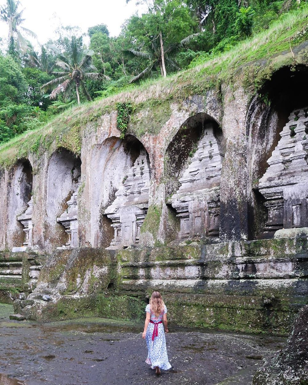 Gunung Kawi in Ubud, Bali - Elise Darma