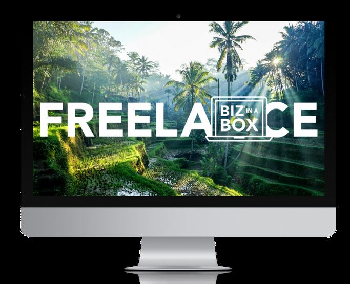 Freelance Biz In A Box course by Elise Darma