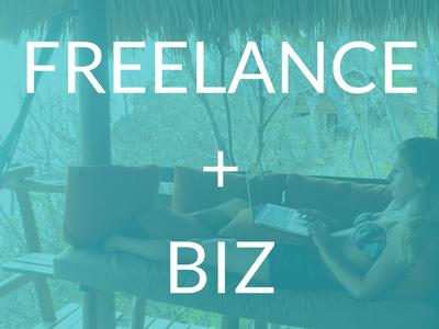 Freelance + Biz - Elise Darma
