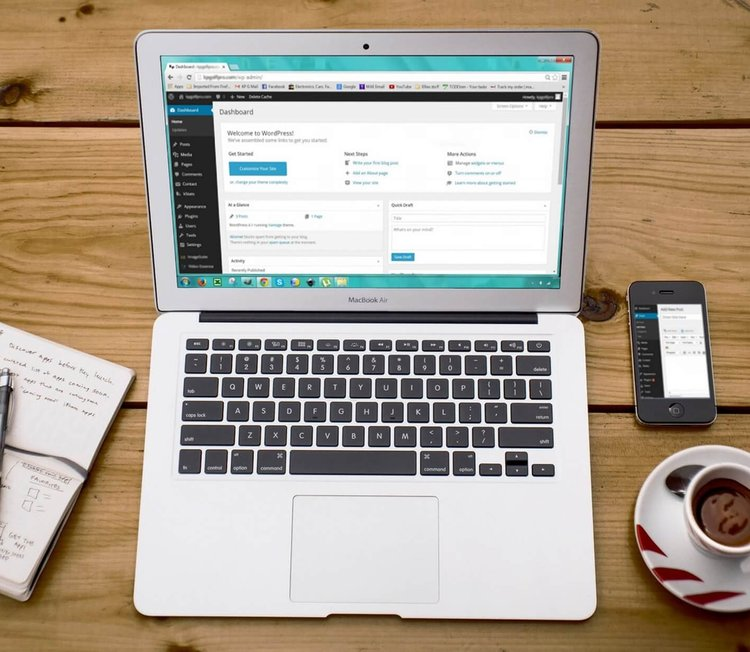 SEO tips for freelancers - how to boost traffic to your website - Elise Darma