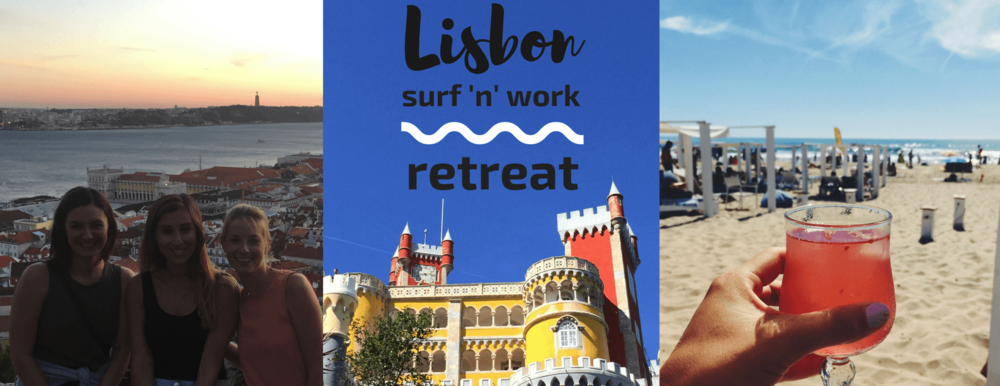 Retreat lisbon elise darma