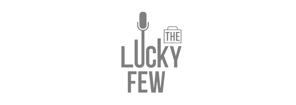 lucky few podcast elise darma logo.png