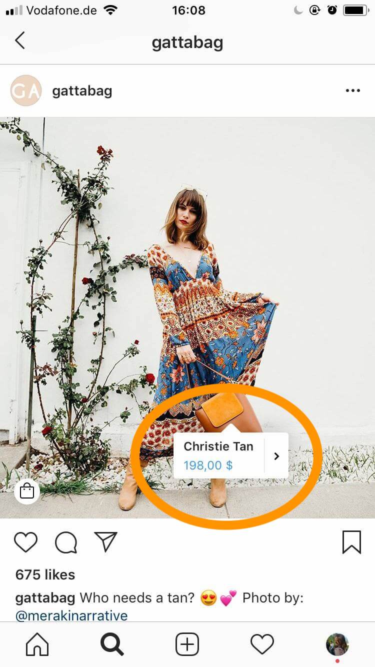 shoppable instagram elise darma gattabag buy (1).jpeg