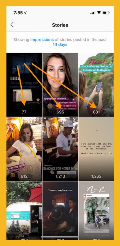 elise darma instagram stories traffic analytics.png