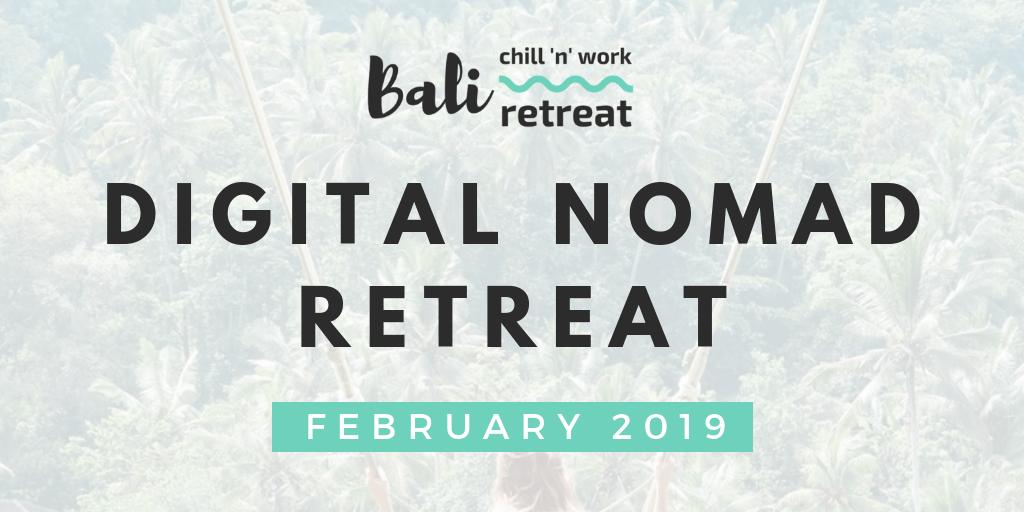 bali retreat digital nomad elise darma entrepreneur freelancer online business