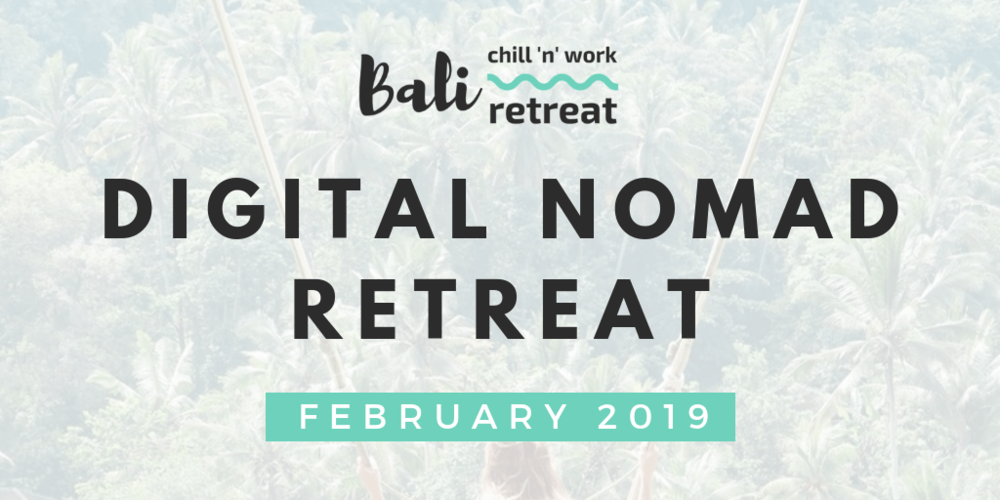 bali retreat digital nomad elise darma entrepreneur freelancer online business