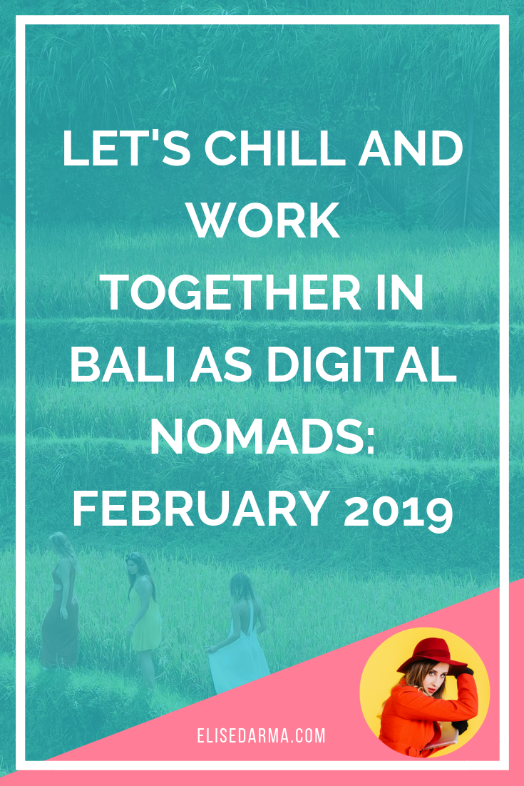 Let's chill and work together in Bali as digital nomads elise darma February 2019 pin.png