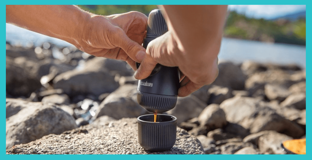 portable espresso travel gift guide elise darma.png