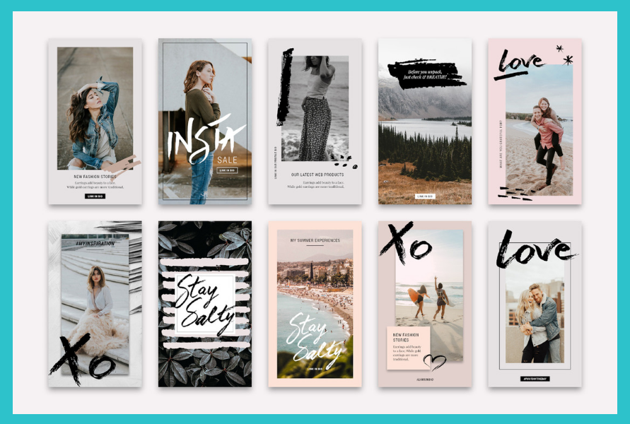 Use any of these Canva templates to go from I-Know-Nothing-About-Design to I-Just-Made-This-Totally-Beautiful-Design in 0.1 second!