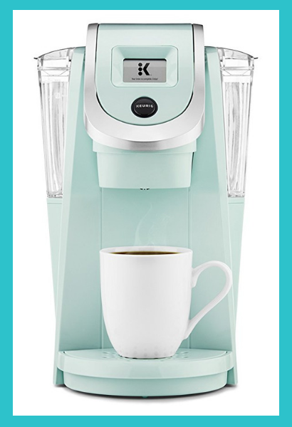 elise darma entrepreneur gift guide keurig coffee machine.png