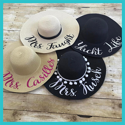 elise darma gift guide instagram lover personalized sun hat.png
