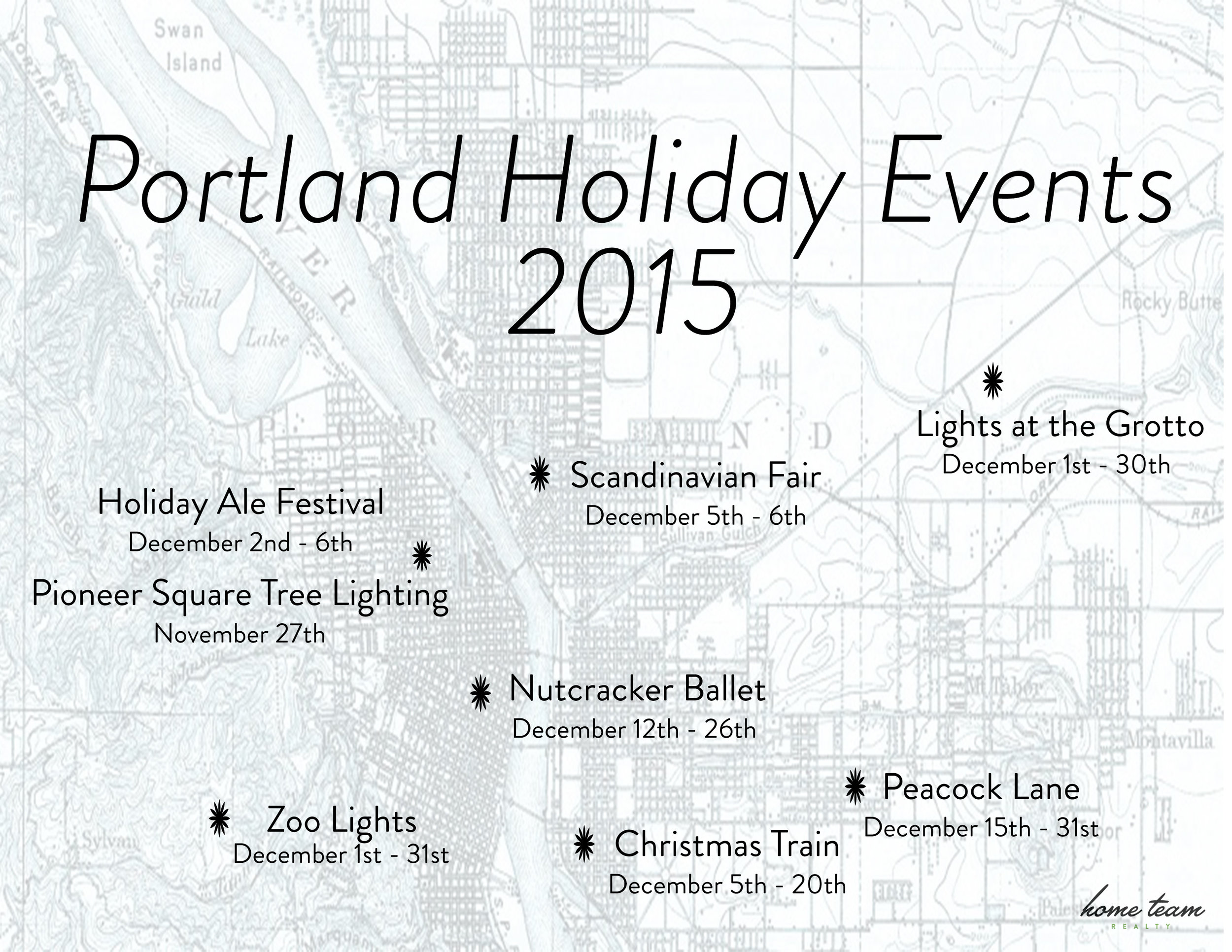 Holiday Events 2015