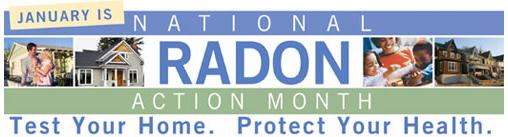 EPA's January Radon Month