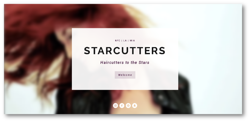 STARCUTTERS - Hair and make-up