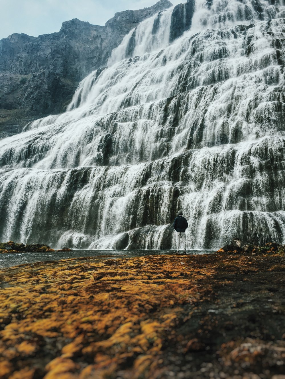 Dynjandi, Iceland, Chasing Waterfalls, Health