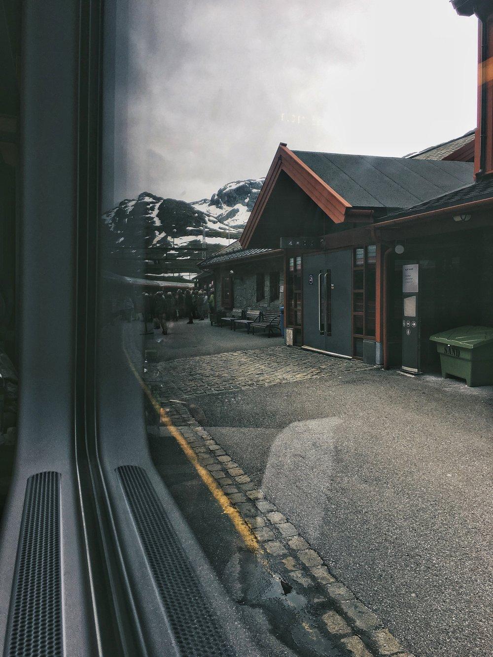 Norwegian Train Travel