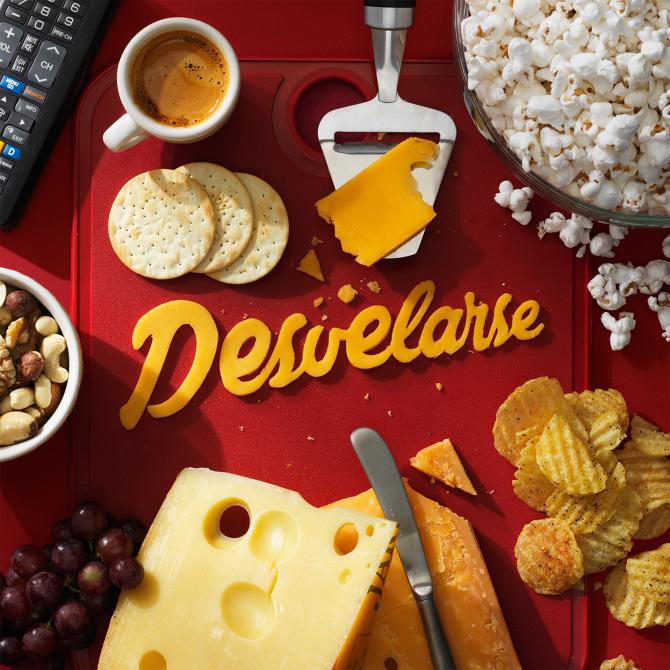 Desvelarse (Snacks), Target #SinTradución Social Media Campaign