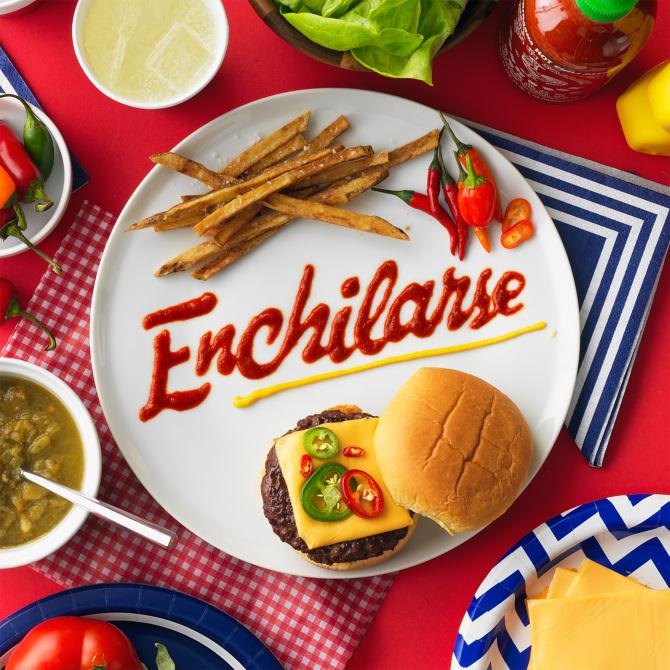 Enchilarse (Cheeseburger), Target #SinTradución Social Media Campaign