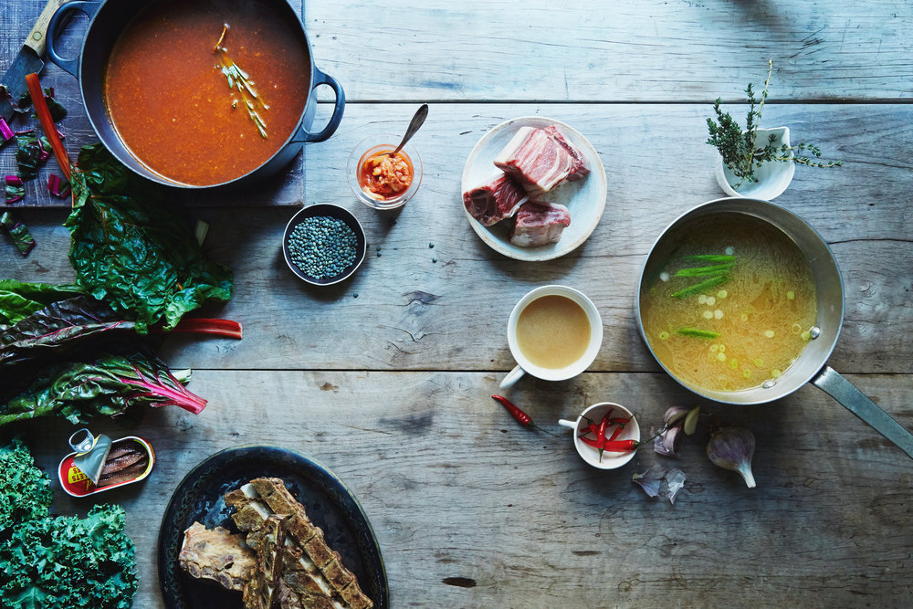 Ramen Broths, Smak Magazine