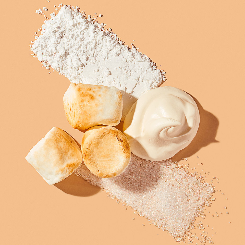 Deconstructed Desserts (Whipped and Sugared), Photo by Jenna Gang