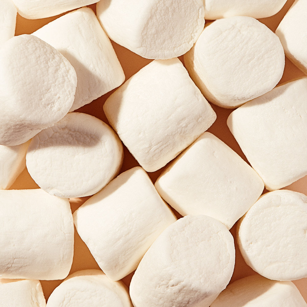 Deconstructed Desserts (Marshmallows), Photo by Jenna Gang