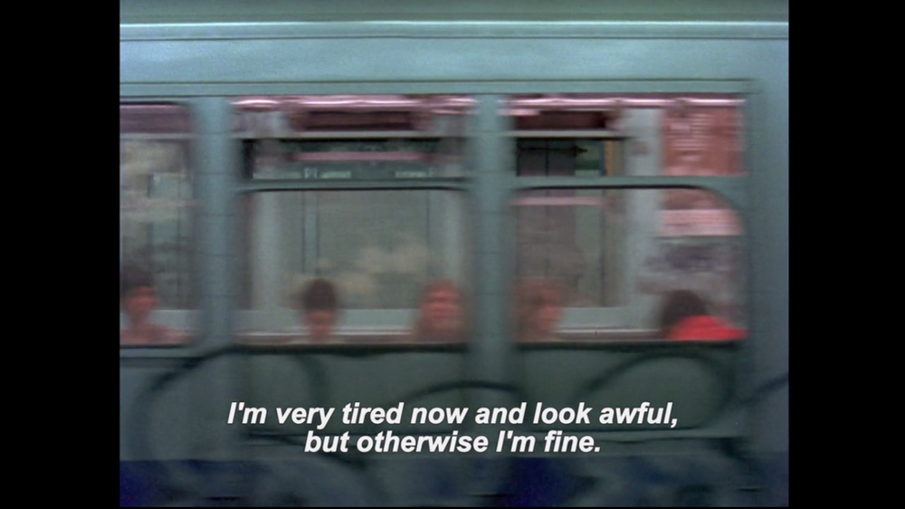 salesonfilm :    News From Home  (Chantal Akerman, 1976)