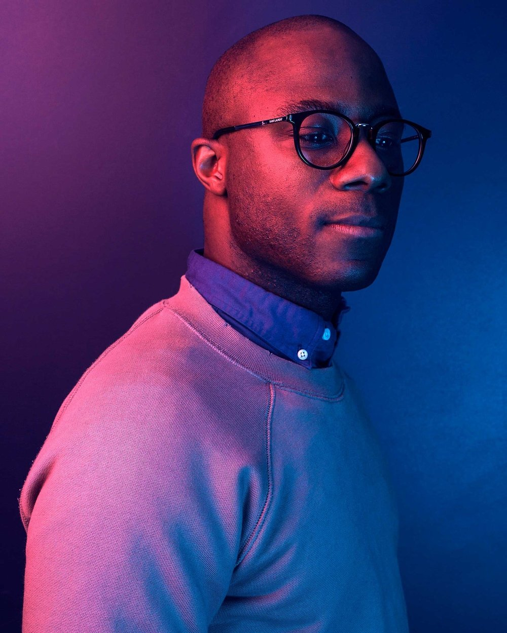 celebsofcolor :    Barry Jenkins for TIME: The 100 Most Influential People