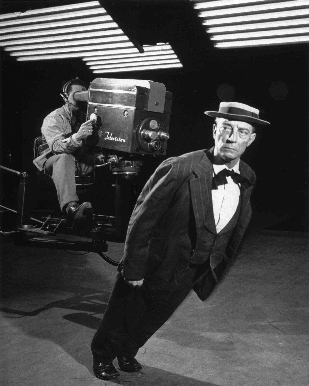 """thefilmstage :     """"Tragedy is a close-up; comedy, a long shot."""" -  Buster Keaton  (October 4, 1895 - February 1, 1966)"""
