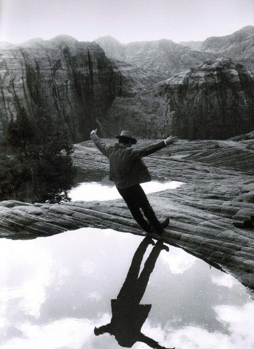 "cinemarhplus :     Paul Newman on the set of""Butch Cassidy and the Sundance Kid"""
