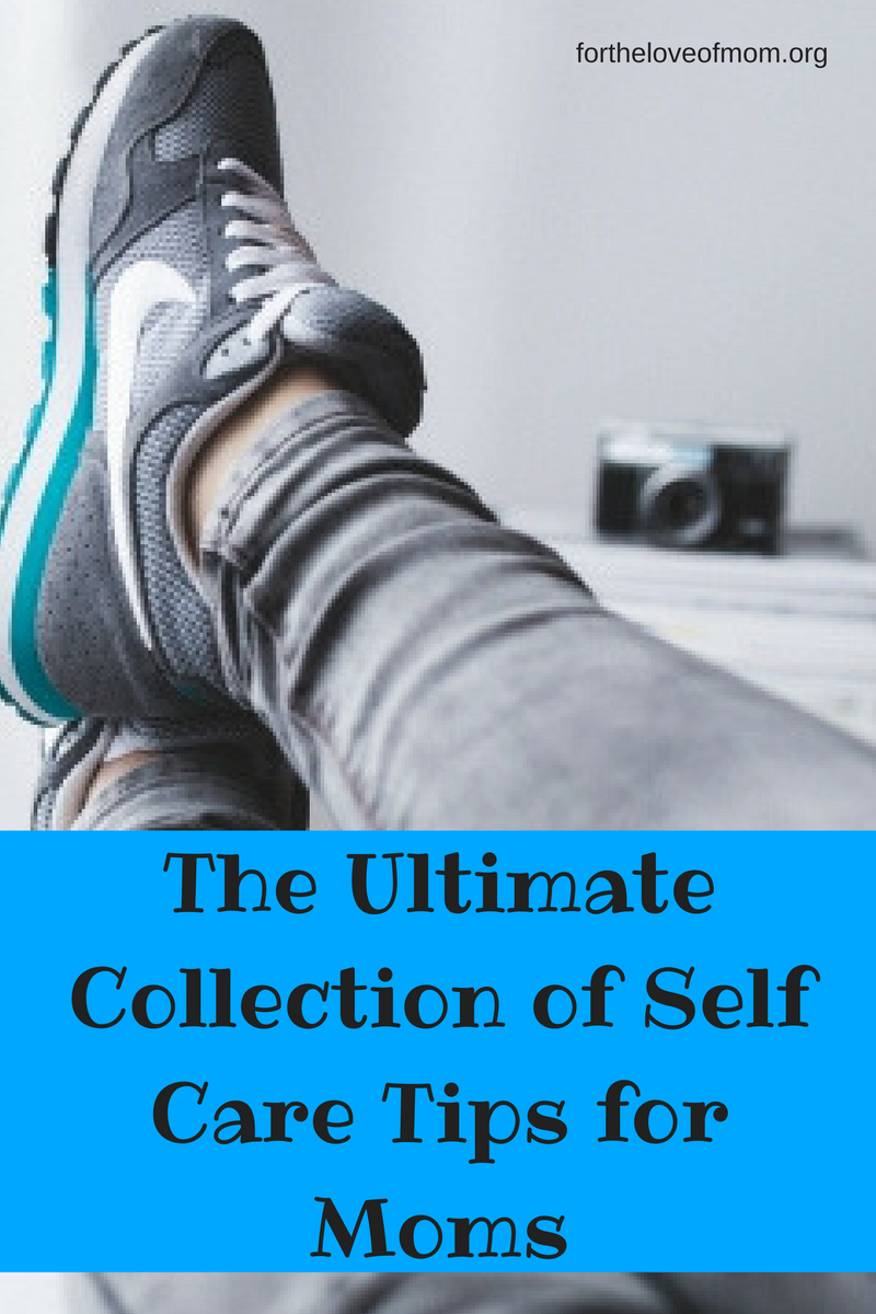 Click to read this Ultimate Collection of Self Care Tips for Moms