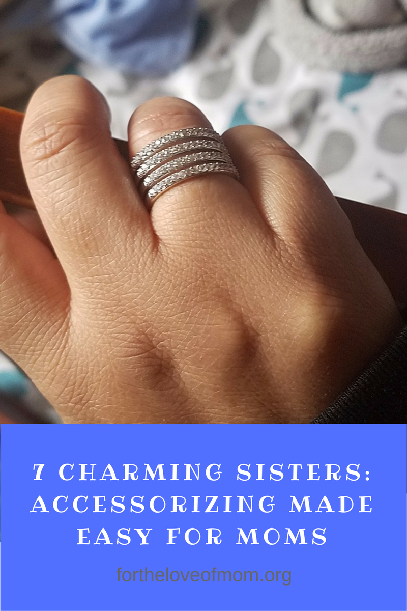 Do you need an easy option for buying accessories? Click to read about 7 Charming Sisters and how they make accessorizing easy!