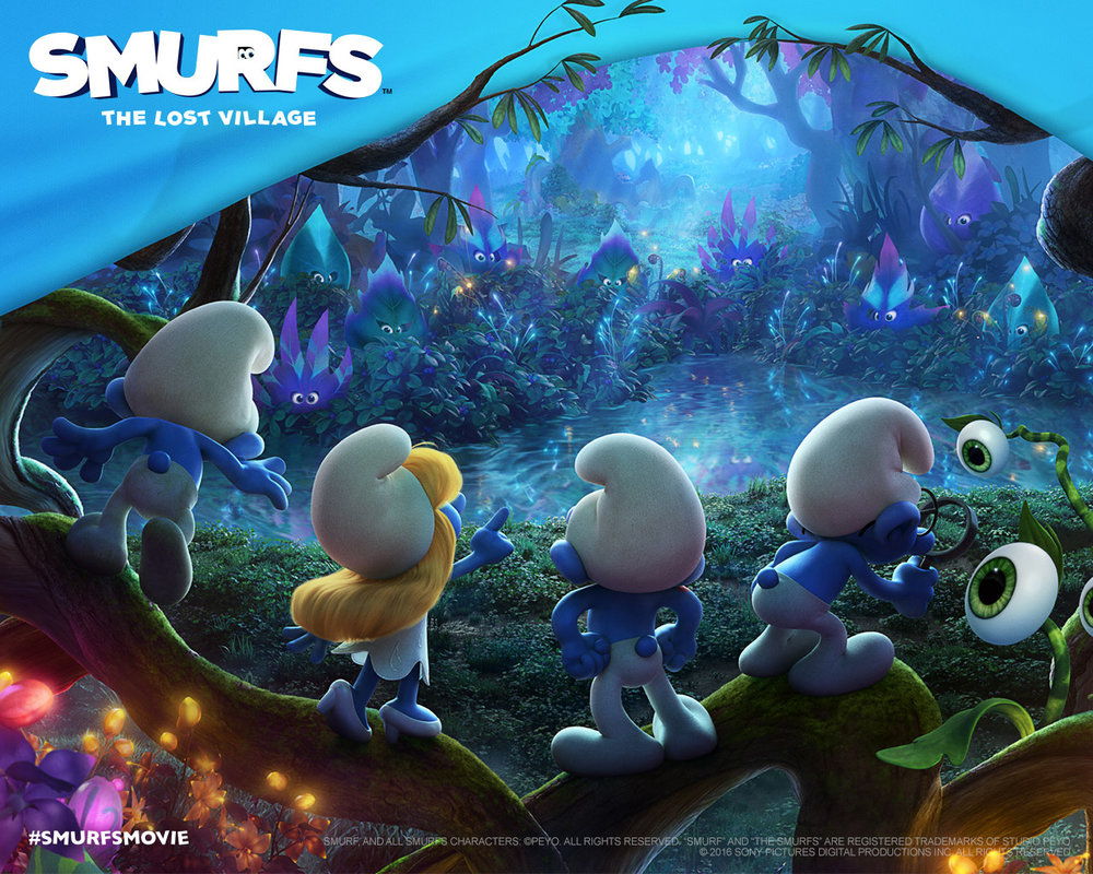 Smurfs: The Lost Village Review & Activity Sheets for Kids. Find out what this mom thinks of the Smurfs movie before you take your little ones!