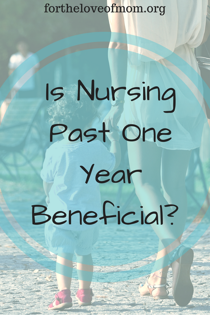 Benefits of Nursing a Toddler | Extended Breastfeeding Benefits | Facts About Extended Breastfeeding | What is Extended Breastfeeding | When Should I Wean | www.fortheloveofmom.org