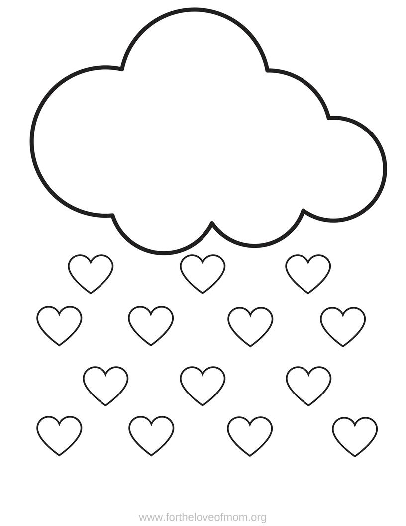 Raining Hearts -