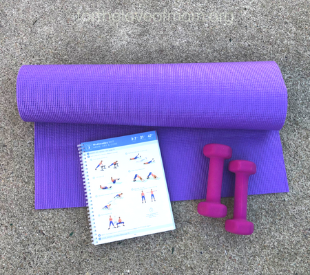 BodyBoss Method Fitness Guide _ Purple Yoga Mat _ www.fortheloveofmom.org.png