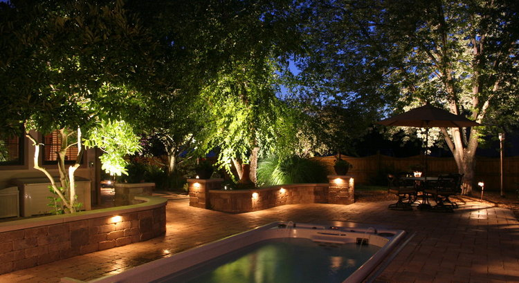 Jmc landscape services and lighting division install landscape lighting on your central florida property jmc landscape services brings years of landscape know audiocablefo