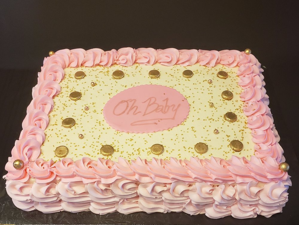 Baby on the way! — Cakes By Debbie | 207-892-9326 | Southern Maine