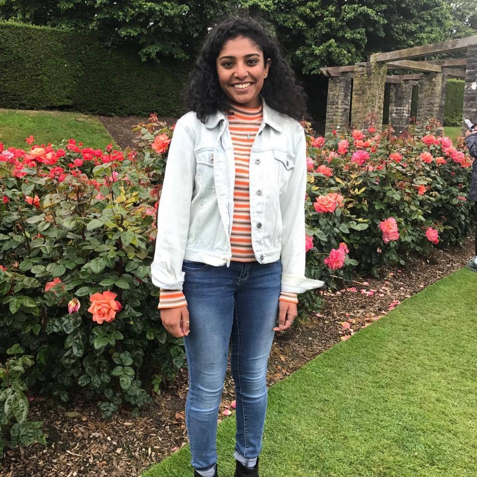 Sophia Chirayil - Media Mogul - Sophia is a sophomore from Belle Mead, NJ studying Cognitive Studies. She enjoys singing and writing music and is interested in the intersection between technology and art, and how it can be used to promote social awareness.