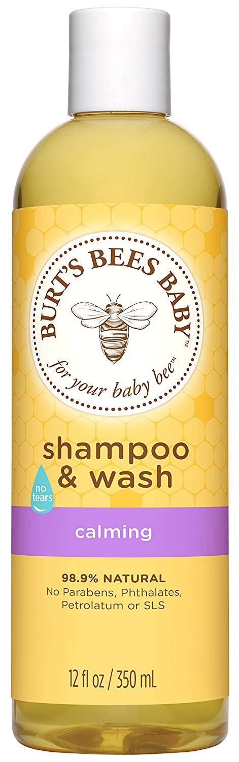 burts bees baby wash review