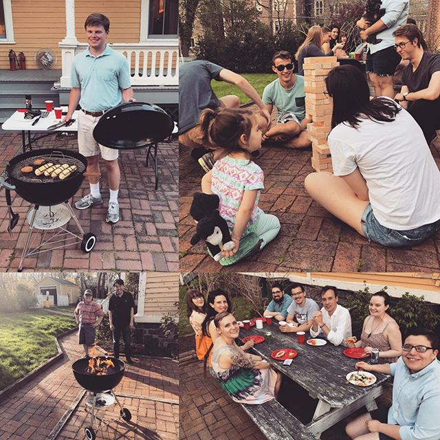 End-of-year #bbq🍖