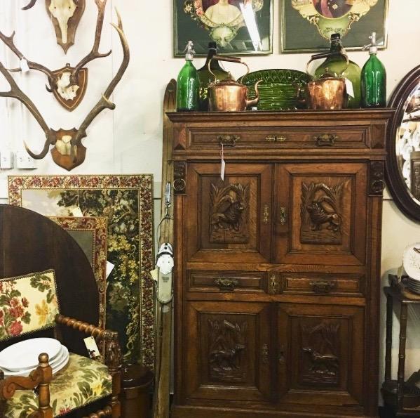JCT Antiques