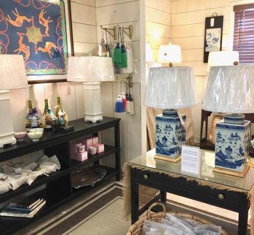 The little lamp shop
