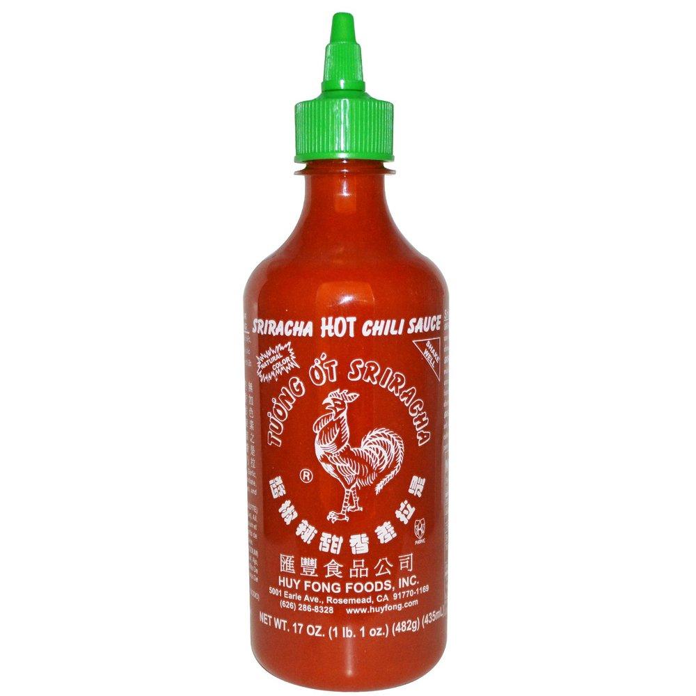 Sriracha, Salsa Piccante